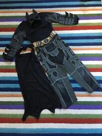 Badman dressing up costume age 5-6