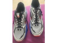 Brooks ghost 7 running shoe size 10