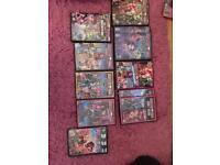 Children's monster high DVD's
