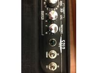 Crate VFX5212 2x12 50 watt Tube Combo Guitar Amplifier with Effects