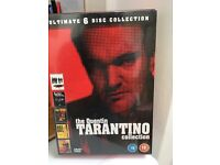 Quentin Tarantino Ultimate 6 Disc Collection. Unopened, perfect condition.