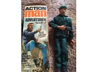 Vintage action men