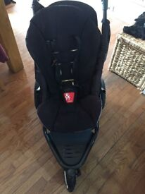 PHIL AND TEDS double buggy, stroller, pram