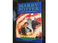 Harry Potter Hardback