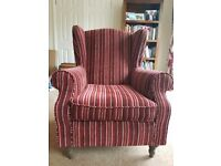 Chair / Next Armchair