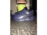 Baby Nike hurache dark blue uk5.5 £15.00 excellent condition