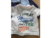 Boy clothing 0-3months
