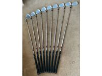 Hippo Golf Clubs Full Set Used 3-SW