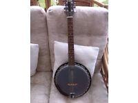 Ozark 6 String Banjo 'Banjitar'