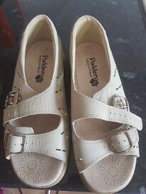 Unworn brand new shoes