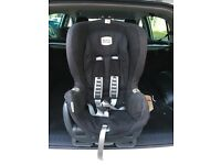 Britax DUO plus. ISOFIX system. Car Seat.