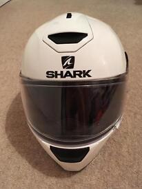 Shark D-skwal motorbike helmet