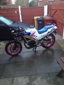 Nsr 125 fm original colours never been messed with genuine bike
