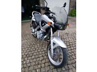 "BMW F650cs 2002 ""Scarver""17000mls Good condition Very economical Belt Drive Full MOT Heated Grips"