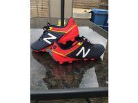 New Balance football boots size 7