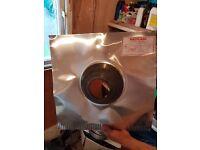 Aluminium roof flashing new