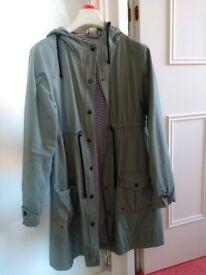 Jojo maman maternity coat
