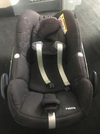 Pebble car seat 0-9months