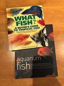 Tropical Fish Books