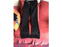 M&S SLIM BOOT SCULPT AND LIFT JEANS - NEW - SIZE 10