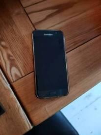 Samsung S7 black