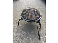 Outwell Cazal Camping Folding Firepit
