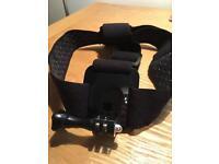 GoPro head strap