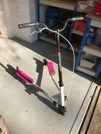 Swing Scooter - Flicker 3