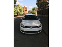 VW GOLF 1.4 TSI GT WHITE 5dr 2010 10 Manual Petrol FSH 12 Months MOT GT LOW MILES