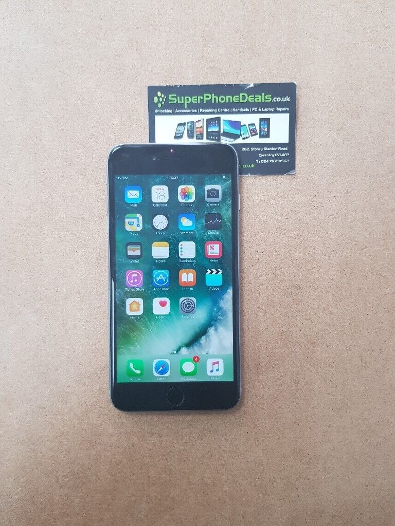 Apple Iphone 6s Plus 32gb Unlocked With Receipt In Coventry West