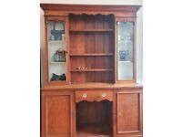 Victorian Oak Welsh Dresser