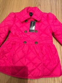 Girls Ralph Lauren jacket. Age 6