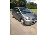 HONDA JAZZ 1.4/FULLY STAMPED SERVICE HISTORY/SUPERB DRIVE/£1180