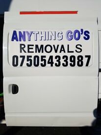 Anything Go's Removals