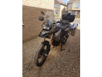 BMW F800GS With Loads Of Accessories