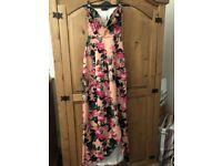 Women's size 6 maxi dress