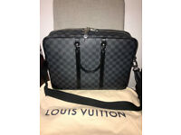 100% Authentic Louis Vuitton Porte- Documents Voyage Briefcase GM RRP £1510