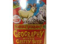 Horrible Geographies Set of 10 new boxset