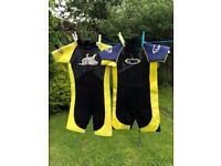 Shortie wetsuits