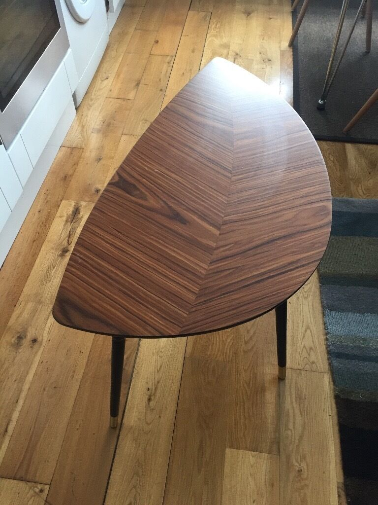 Ikea coffee table new l vbacken side table medium for Coffee tables gumtree london