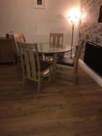 Light oak furniture