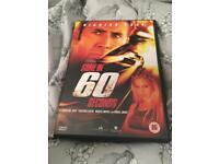 Gone in 60 seconds - DVD- used