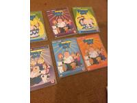 Family Guy DVDS for sale Series 3,4,5