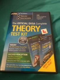 Theory test cd