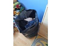 Bag of boys clothes 6-9