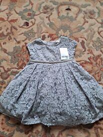 Next dress 6-9mths BNWT