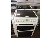 BEKO DOUBLE OVEN ELECTRIC COOKER GOOD CONDITION🌎🌎