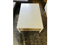 IKEA LACK COFFEE TABLE - WHITE
