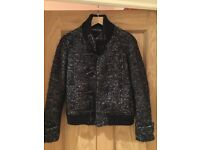 Warehouse Women's size 8 Bomber Jacket