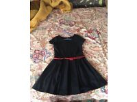 Childrens Ralph Lauren dress in Black for age 7-8 years (brand new)